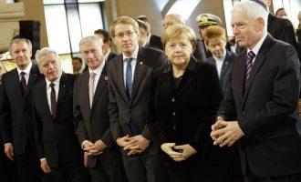 Μέρκελ: Ανησυχητικός ο αντισημιτισμός στη Γερμανία