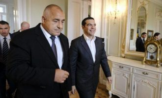 Τσίπρας και Μπορίσοφ εκσυγχρονίζουν σιδηρόδρομους και κατασκευάζουν νέους αυτοκινητόδρομους