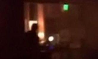Ανατριχιαστικό βίντεο από το μακελειό στην Καλιφόρνια – Πώς πυροβολούσε για να τους αποτελειώσει (βίντεο)
