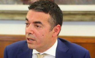 Στη Βόρεια Μακεδονία «δέρνουν» τον Ντιμιτρόφ επειδή «αρνήθηκε τη μακεδονική γλώσσα»