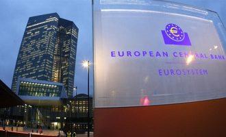 Η ΕΚΤ «παγώνει» τα επιτόκια ως τον Ιούνιο του 2020