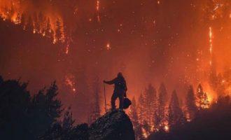 Σφοδρές βροχοπτώσεις αναμένονται στην Καλιφόρνια – Στο έλεος του καιρού χιλιάδες πυρόπληκτοι