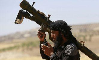 Βαριά οπλισμένοι Γάλλοι τζιχαντιστές αναπτύχθηκαν στην επαρχία της Ιντλίμπ
