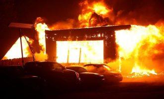 Σκηνικό «Μάτι» στην Καλιφόρνια – Τους έζωσαν οι φλόγες – Φόβοι για νεκρούς