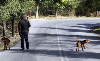 Τραγωδία: 32χρονος πήγε για κυνήγι αγριογούρουνου και σκοτώθηκε