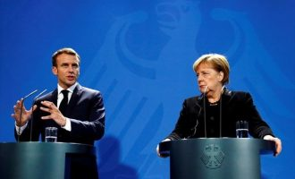 Ο Μακρόν πιέζει την Μέρκελ για αλλαγές στην ΕΕ – Πού συμφωνούν και πού διαφωνούν