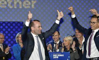 Οριστικό: Ο Βέμπερ υποψήφιος του ΕΛΚ για την Κομισιόν