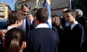 Κυρ. Μητσοτάκης: «Επαίσχυντη η Συμφωνία των Πρεσπών» – «Δεν θα την ψηφίσουμε ποτέ»