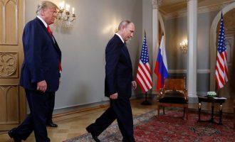Η Μόσχα λέει πως η συνάντηση Τραμπ-Πούτιν προετοιμάζεται «κανονικά»