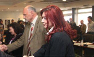 Η Ελένη Ράικου κατέθεσε αγωγή κατά της Εισαγγελέως Διαφθοράς για τη Novartis