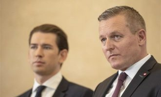 Βόμβα: Αυστριακός αξιωματικός κατηγορείται για κατάσκοπος της Μόσχας