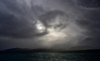 Άστατος ο καιρός την Τρίτη – Βροχές και καταιγίδες