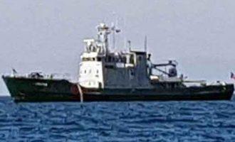 Οι Τούρκοι ισχυρίζονται ότι «ελληνικό ερευνητικό σκάφος» παραβίασε τα χωρικά τους ύδατα στο Κουσάντασι