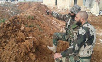 Ο συριακός στρατός διατάχθηκε να είναι έτοιμος να πολεμήσει με τους Τούρκους εισβολείς