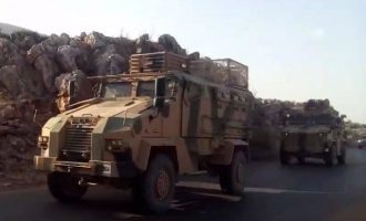 Δύο Τούρκοι στρατιώτες σκοτώθηκαν και τρεις τραυματίστηκαν στη Β/Δ Συρία