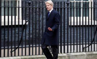 Παραιτήθηκε ο Βρετανός υπουργός Μεταφορών Τζο Τζόνσον
