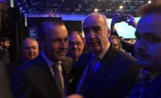 Επαφές Μεϊμαράκη με Ευρωπαίους αξιωματούχους στο Ελσίνκι