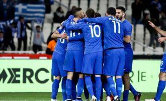 Nations League: Ελλάδα-Φινλανδία 1-0