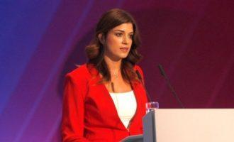 Νοτοπούλου: «Να μην φοβόμαστε την δημοκρατία αλλά να την διευρύνουμε»
