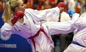 Η Έλενα Χατζηλιάδου νίκησε στο καράτε την Ιαπωνέζα Αγιούμι Ουεκούζα και πήρε το παγκόσμιο χρυσό