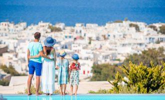 Στα National Geographic Traveler Awards 2018 η Ελλάδα αναδείχθηκε δεύτερος δημοφιλέστερος προορισμός για οικογενειακές διακοπές