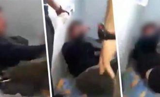 Δικογραφία για τους κρατούμενους που ξυλοκόπησαν τον 19χρονο Αλβανό μέσα στο κελί
