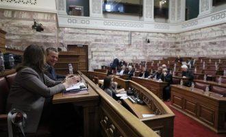 Με τη διαδικασία του επείγοντος η συζήτηση για την ακύρωση των περικοπών στις συντάξεις