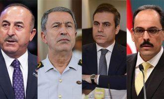 Αφού ο Τραμπ «χάρισε» το συριακό Κουρδιστάν στους Τούρκους αυτοί πάνε στη Μόσχα να μοιράσουν τα λάφυρα