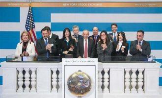 Γιατί η Κουντουρά χτύπησε το καμπανάκι της λήξης στη Wall Street