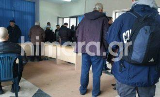 Ένταση στα ελληνοαλβανικά σύνορα – Έλληνες δεν άφηναν αλβανικά πούλμαν να περάσουν στην Ελλάδα