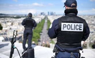 8.000 αστυνομικοί και τεθωρακισμένα στο Παρίσι – 34 συλλήψεις «μπαχαλάκηδων»