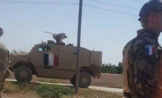 Γαλλία και Βρετανία αυξάνουν τη στρατιωτική τους παρουσία στη Συρία