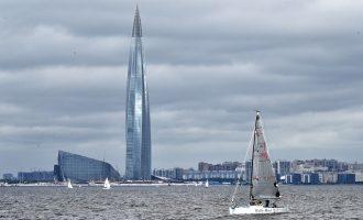 Η Gazprom δίνει 1,6 δισ. ευρώ και αγοράζει το πιο ψηλό κτίριο της Ευρώπης (βίντεο)