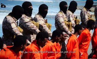 Βρέθηκε στη Λιβύη ομαδικός τάφος με τους Αιθίοπες χριστιανούς που αποκεφάλισε το Ισλαμικό Κράτος