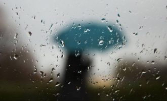 Ο καιρός την Κυριακή θα είναι βροχερός