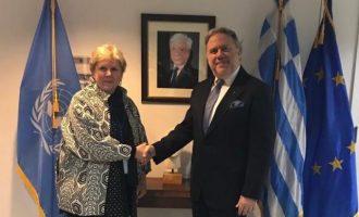 Τι συζήτησε στον ΟΗΕ ο Γιώργος Κατρούγκαλος για Κυπριακό και Σκοπιανό