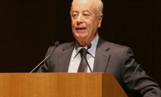 Μετά από 20 χρόνια «φλερτάρει» ξανά με τη Ν.Δ. ο Βασίλης Κοντογιαννόπουλος