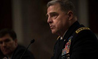 Ποιος είναι ο νέος αρχηγός του γενικού επιτελείου ενόπλων δυνάμεων των ΗΠΑ