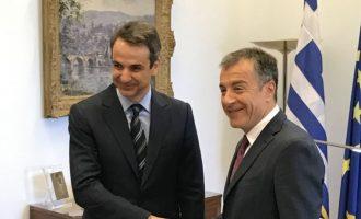 Μυστικές συναντήσεις Μητσοτάκη-Θεοδωράκη: Ο Σταύρος «ψάχνει» μεταγραφή στη ΝΔ μέσω Πρεσπών