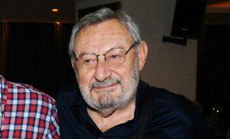 Πέθανε στα 87 του ο ηθοποιός Γιώργος Μοσχίδης