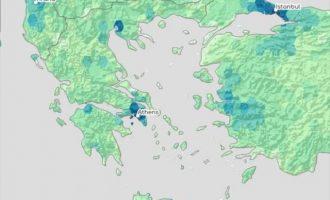 Αττική: «Πρωταθλήτρια» Ελλάδος στον σεισμικό κίνδυνο – Τι δείχνει έρευνα
