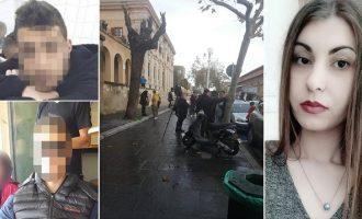 Προφυλακίζονται ο Έλληνας και ο Αλβανός που σκότωσαν τη φοιτήτρια στη Ρόδο