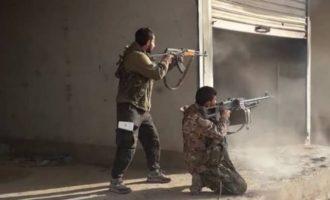 Οι Συριακές Δημοκρατικές Δυνάμεις ανακατέλαβαν χωριό από τους μισθοφόρους του Ερντογάν