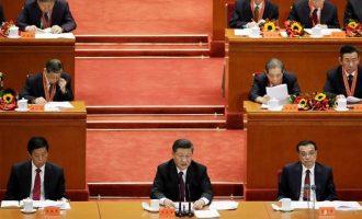 Σι Τζινπίνγκ: Κανείς δεν θα πει στον λαό της Κίνας τι να κάνει