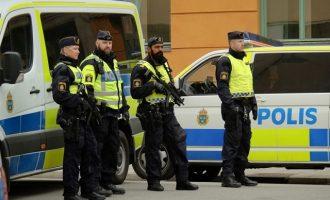 Τρεις Aσιάτες σχεδίαζαν τρομοκρατική επίθεση στη Σουηδία