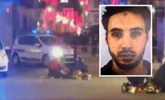 Τέσσερις οι νεκροί στο Στρασβούργο και πολλοί τραυματίες – 29χρονος μουσουλμάνος ο δράστης