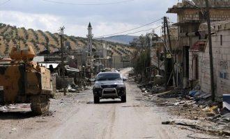 Τουλάχιστον εννέα νεκροί από βομβιστική επίθεση στην Εφρίν της Συρίας
