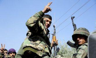 Ο συριακός στρατός συγκεντρώνει δύο μεραρχίες στη Μανμπίτζ απέναντι στους Τούρκους