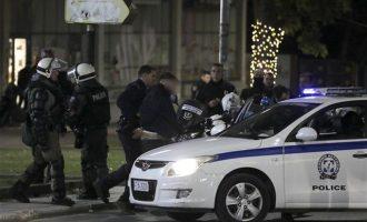 Θεσσαλονίκη: Στον εισαγγελέα οδηγήθηκαν 11 συλληφθέντες για τα επεισόδια
