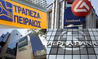 Συγχωνεύσεις ελληνικών τραπεζών με γεωπολιτικό βάρος – Έρχονται οι Αμερικάνοι